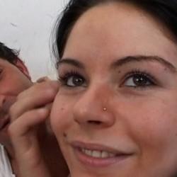 Nikita pone los cuernos a su novio en Granada después de discutir con él. Y aqui lo tienes todo